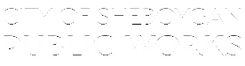 City of Sheboygan Public Works Department Logo